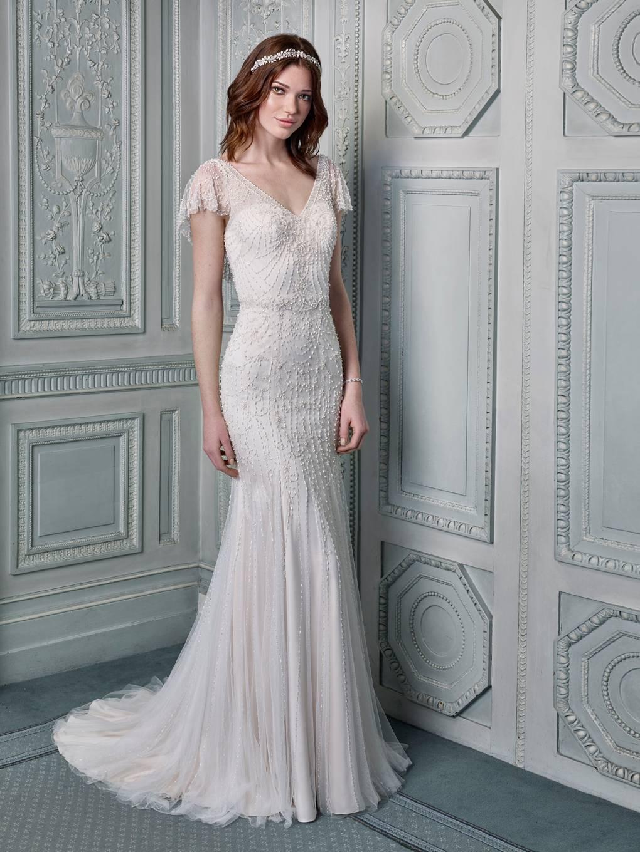 Beautiful Vintage Style Wedding Dresses 2018