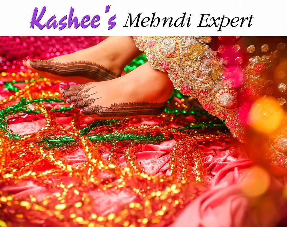 Kashee's Artist Bridal 1Eid Mehandi Designs 2018