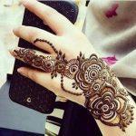 Awesome Girls Arabic Mehndi Designs 2018