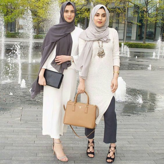 Hijab office Wear Ideas to Wear 2018