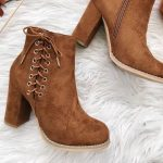 Ladies leather ankle boots ideas for winter 2018