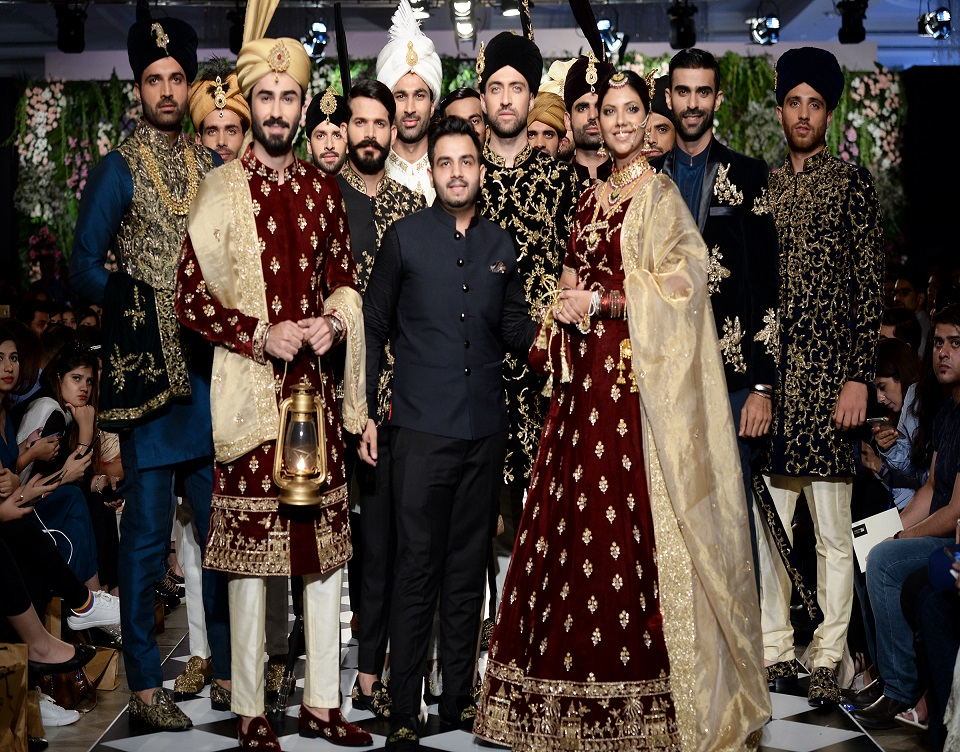 PFDC Loreal Paris Bridal Week Day 2018