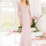 Supper Pink Bridesmaid Dresses Design 2018