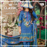 VS Textile Mills Unstitched Cotton Winter Suit 2018