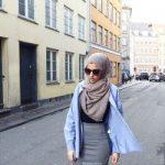Awesome Professional Hijab With Elegant Sunglass 2018