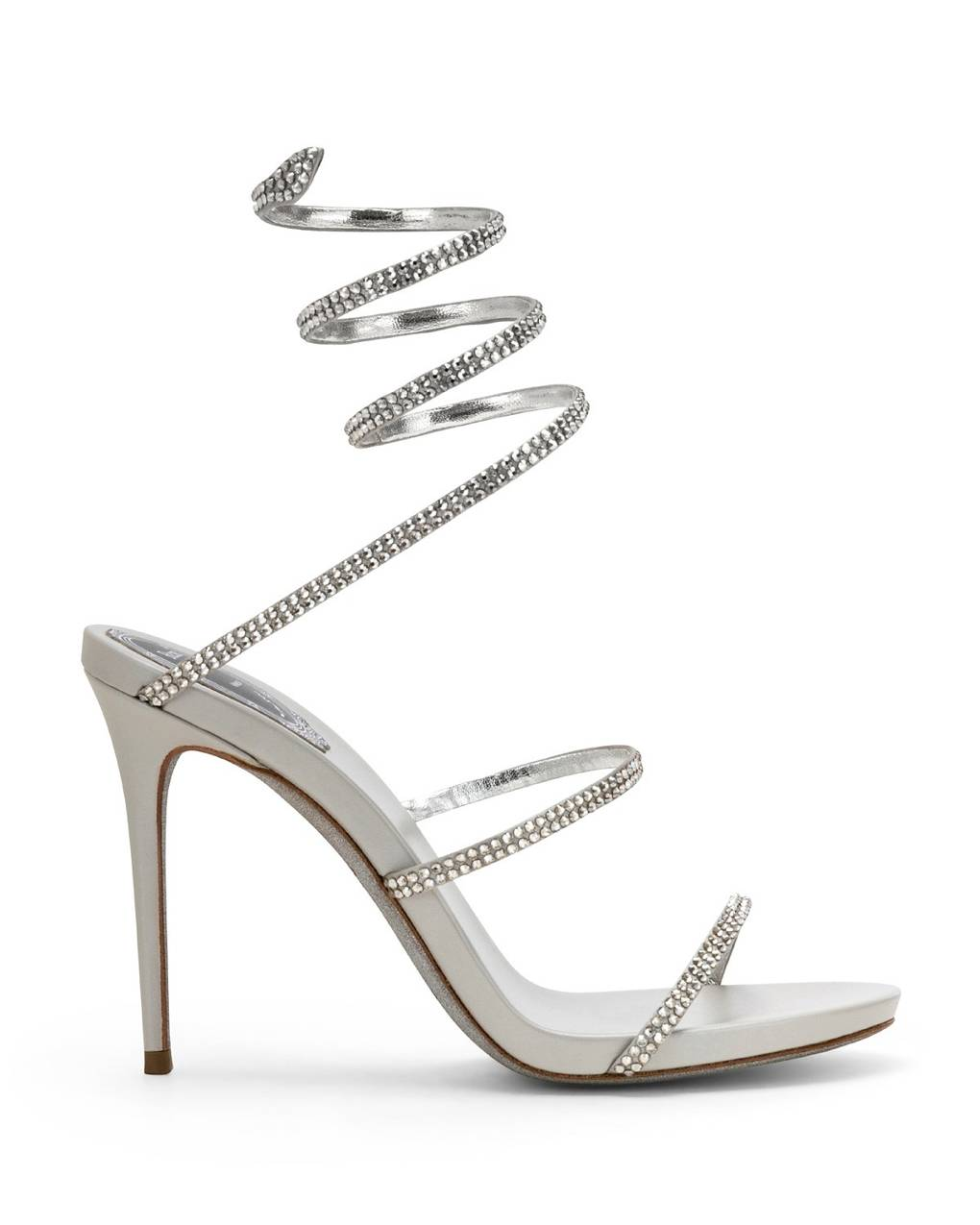 Best Stunning Silver Wedding Shoes Design 2018