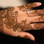 Best Traditional Hinna Arabic Mehndi Designs 2019