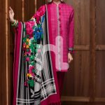 Elegant Nishat Linen Printed Suit Ideas 2019