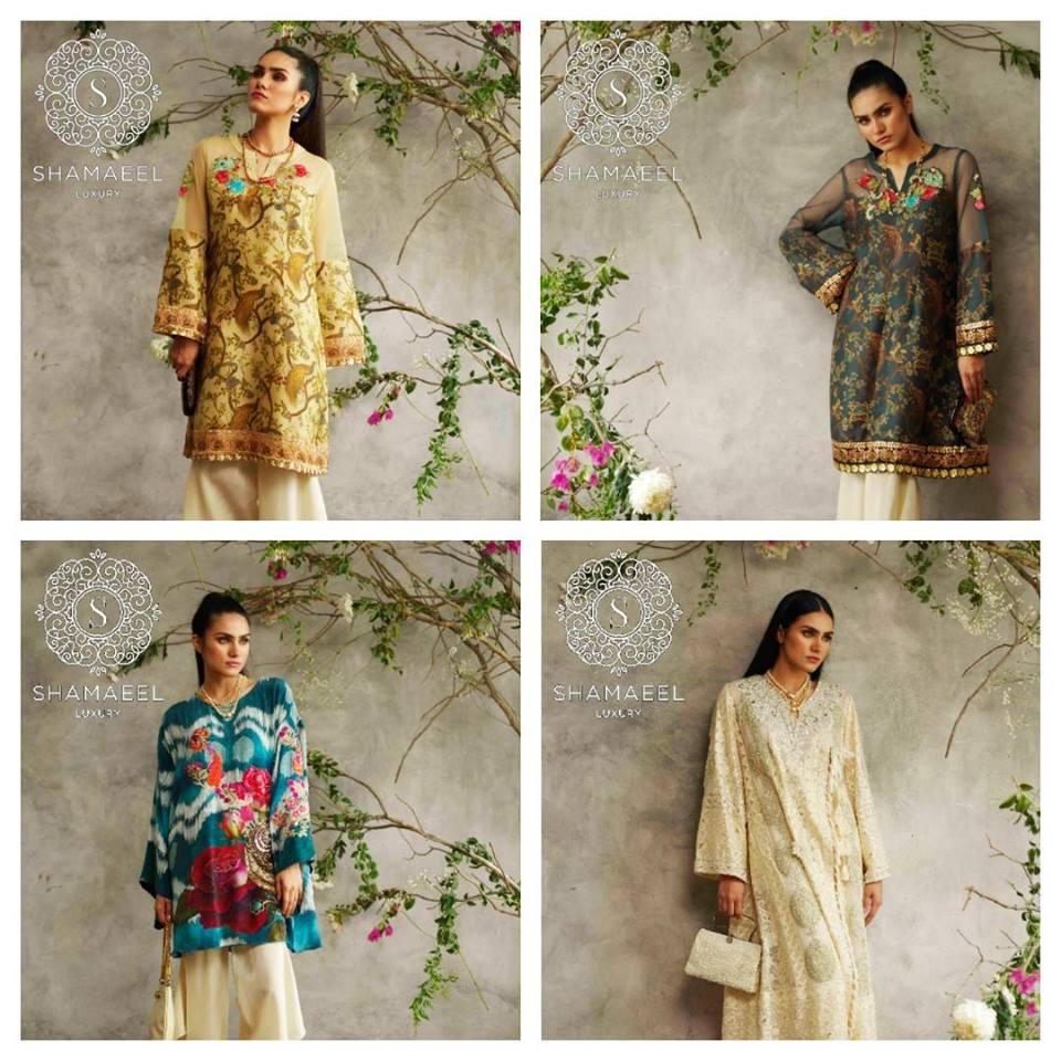 Excellent Shameel Ansari Luxury Pret Ideas 2019