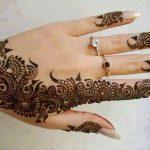 Eyes Looking Wedding Mehndi Designs 2019