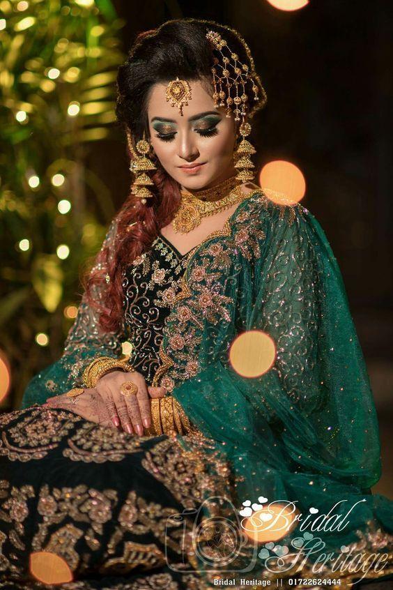 Mehndi Dresses Choice Pakistani Cute Brides 2019 2 Magazinevogue Com