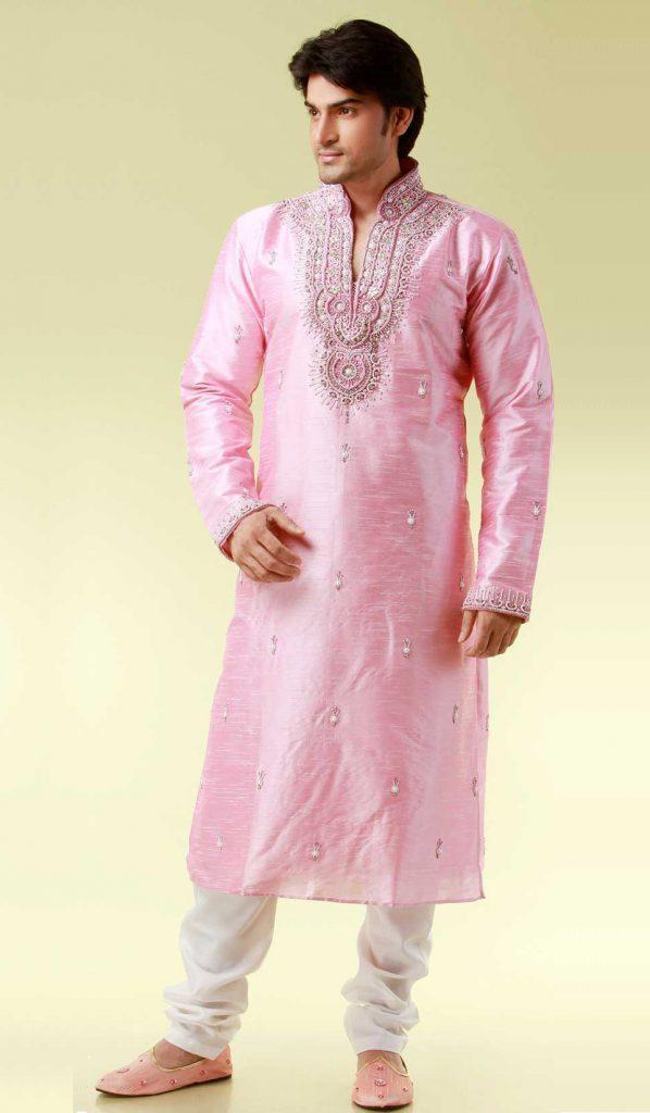 Mens Kurta Pajama Wedding Look Ideas 2019
