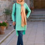 Muslim Girls Wear Hijab With Jeans Ideas 2019