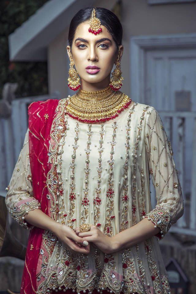 Awesome Kiran Faheem Wedding Dresses Ideas 2019