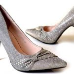 Best Metro Winter Bridal Designs Shoes 2019