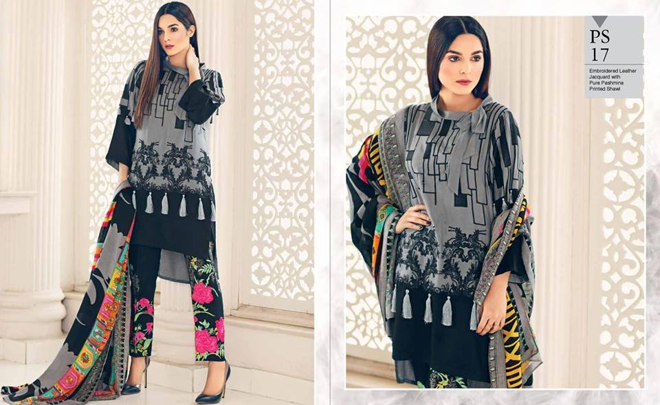 Awesome Poshema Winter Charizma Suit 2019