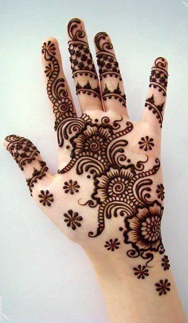 Beautiful Arabic Mehndi Design 2019 New Ideas Magazinevogue Com
