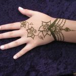 Beautiful Arabic Mehndi Design 2019 New Ideas