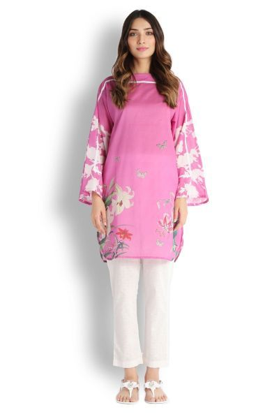 Sana Safinaz Embroidered Shirts Kurties Ideas 2019