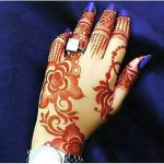 Traditional Asian Girls Mehndi Designs 2019