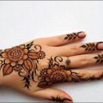 Beautiful Mehndi Designs for Inspiring Look 2019