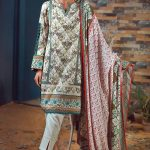 Bonanza Satrangi Impressive Winter Fashion Suit 2019