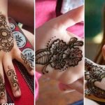 Stylish Mehndi Designs Collection 2019 Kids Fashion