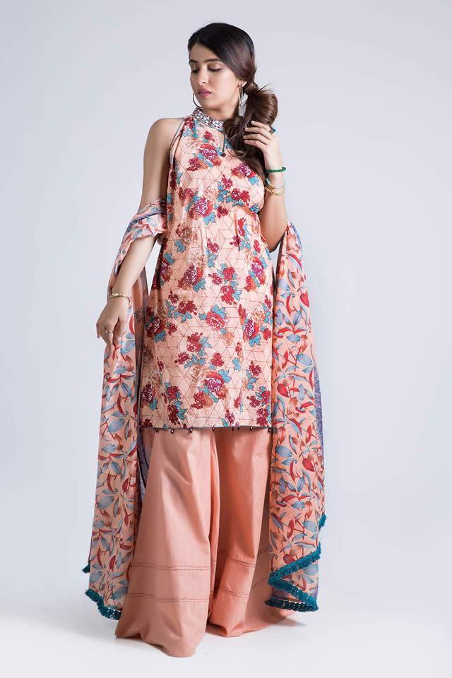 Awesome Bonanza Satrangi Spring Dresses Ideas 2019
