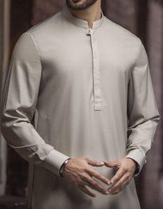 Letast Junaid Jamshed Men's Kurta Style for Semi Dress