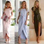 Outfit Maxi Dresses For Summer-Trendy Ideas For Grils