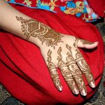 Styilsh Arabic Mehndi Design Cute Hands 2019