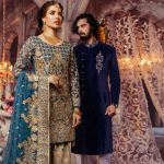 Stylish Emaan Adeel Bridal Wear Dresses in Pakistan 2019
