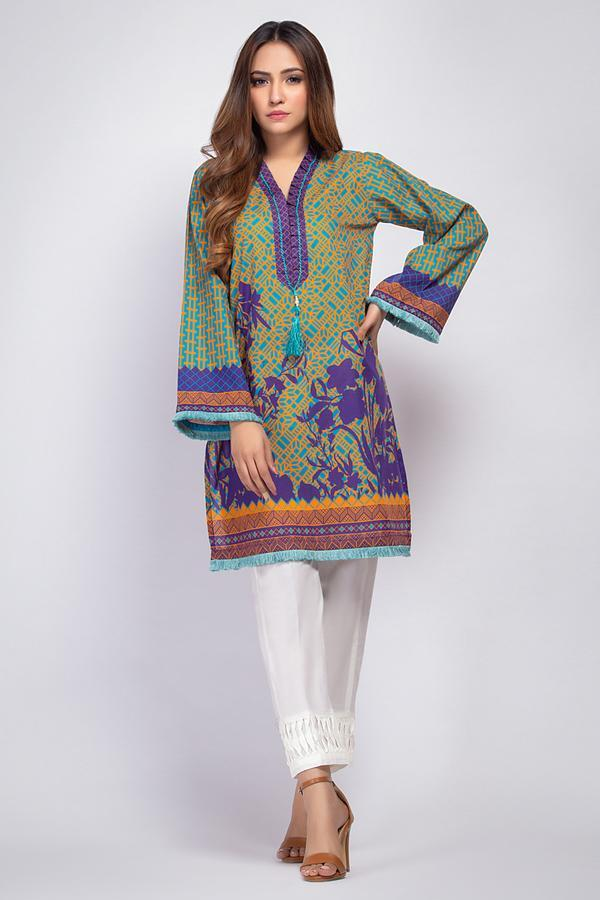 Stylish Orient Textiles Lawn Dress Shop Online 2019