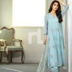 Awesome Nishat Linen Luxury Lawn Unstitched Dresses 2019