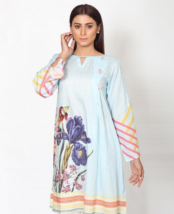 Ittehad Textiles Pakistani Brand Looking Dresses 2019