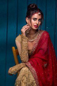 Nauman Arfeen Wedding Wear Stylish Look 2019