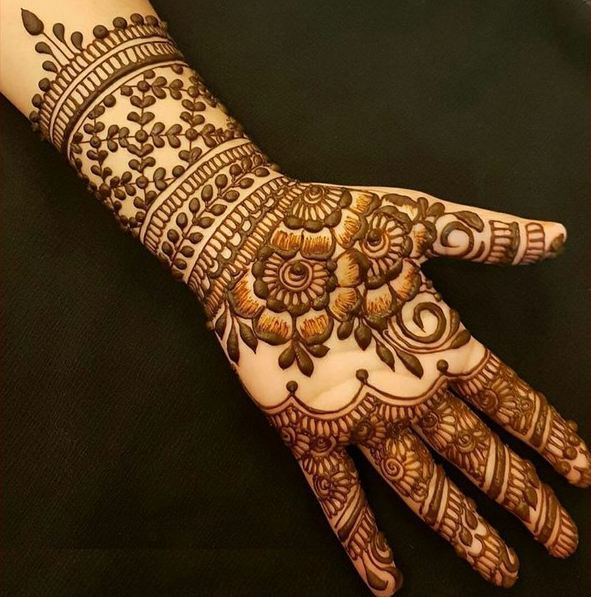 Wounderfull Designs Punjabi Girls Mehndi 2019Wounderfull Designs Punjabi Girls Mehndi 2019