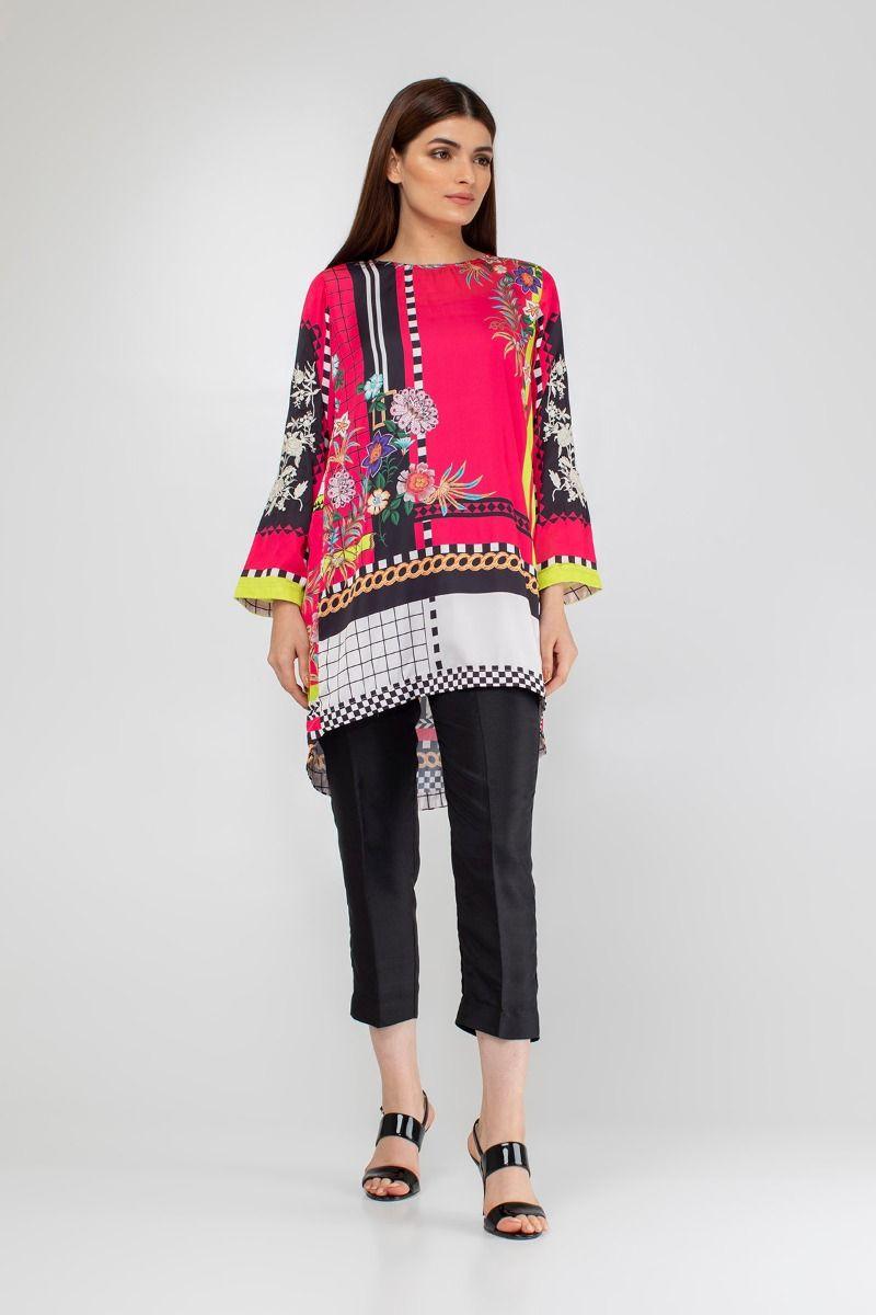 Excllen Khaadi Style Summer Kuri Style 2019