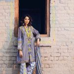 Excllent Gul Ahmed Gypsy Unstitched fabrics DressExcllent Gul Ahmed Gypsy Unstitched fabrics Dress