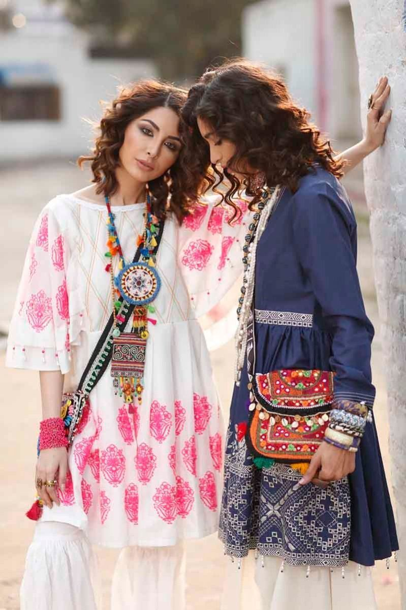 Excllent Gul Ahmed Gypsy Unstitched fabrics Dress