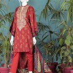Excllent J. Jamshed Unstitched Volume-2 kurti Style 2019