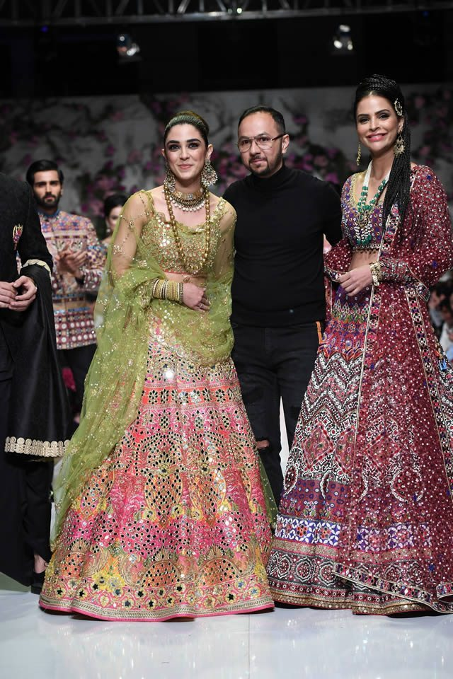 Excllent Nomi Ansari Bridal Wear Suit for women 2019