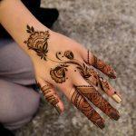 Latest Mehndi Designs for Hands, feet, finger 2019