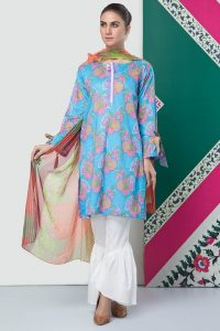 Latest Warda Unstitched Summer lawn Collection Volume-2