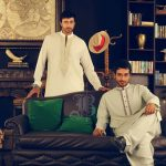 New Bonanza Kurta Shalwar Eid Suit for Men 2019