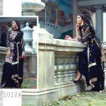 Rang Rasiya Ramzan Unstitched Luxury Chiffon Dresses 2019