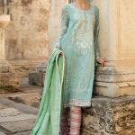 Awesome Maria B New Embroidered Lawn Dresses 2019Awesome Maria B New Embroidered Lawn Dresses 2019