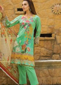 Awesome Nadia Hussain Premium Eid Lawn Prints 2019