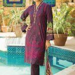 Awesome Nadia Hussain Premium Eid Lawn Prints 2019
