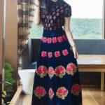 Awesome Pakistani Girls Party Wear Frocks Ideas 2019